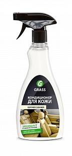Очиститель кожи и кондиционер GRASS Leather Cleaner 500 мл, 131105