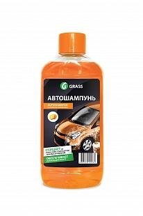 Автошампунь Grass Universal аромат апельсина 1 л 111100-1