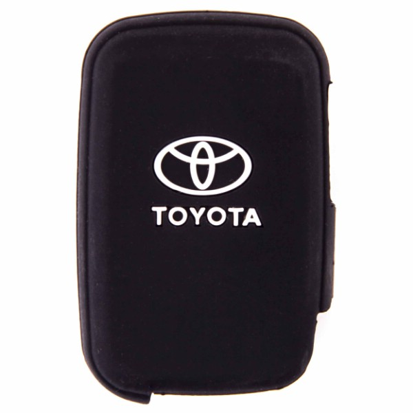 Чехол на ключ Toyota Camry/Crown/Prado силиконовый Skyway S05701014