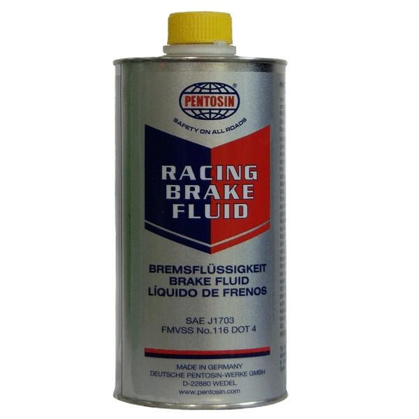 Жидкость тормозная Pentosin Recing Brake Fluid 1 л