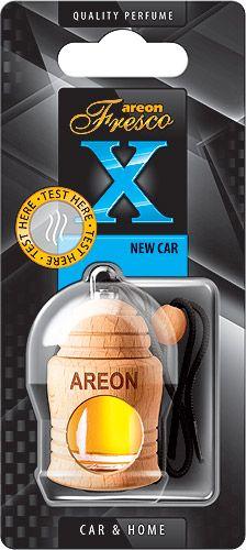Ароматизатор на зеркало Areon fresco бутылочка Xver новая машина 704-051-X05