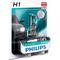 Лампа 12 В H1 55 Вт дальнего света +100% X-treme Vision галогенная блистер Philips