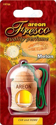 Ароматизатор на зеркало Areon fresco бутылочка дыня 704-051-306