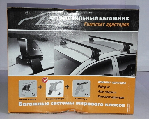 Адаптер багажника Lux Chevrolet Lacetti хетчбек 2004 690601