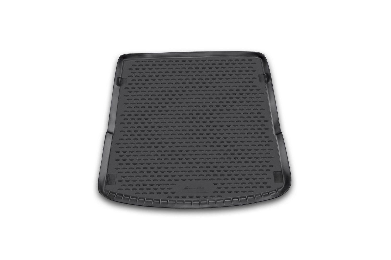 Коврик багажника Audi Q7 2006->полиуретан Novline NLC.04.16.B12