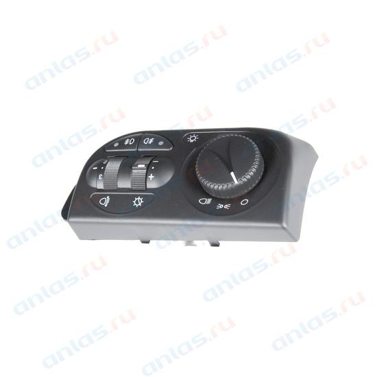 Блок (модуль) управления светом ВАЗ 2170 Авар 52.3739