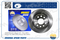 Диск тормозной VAG A3/SKODA OCTAVIA/YETI/VW GOLF V/VI/PASSAT/TIGUAN (282mm)