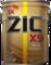 Масло ZIC 5/30 X9 SM/CF синтетическое 20 л
