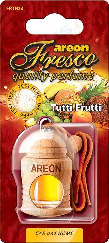 Ароматизатор на зеркало Areon fresco бутылочка тутти фрутти 704-051-323