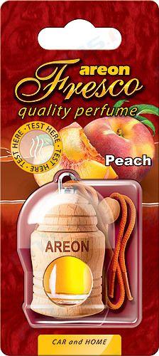 Ароматизатор на зеркало Areon fresco бутылочка персик 704-051-324