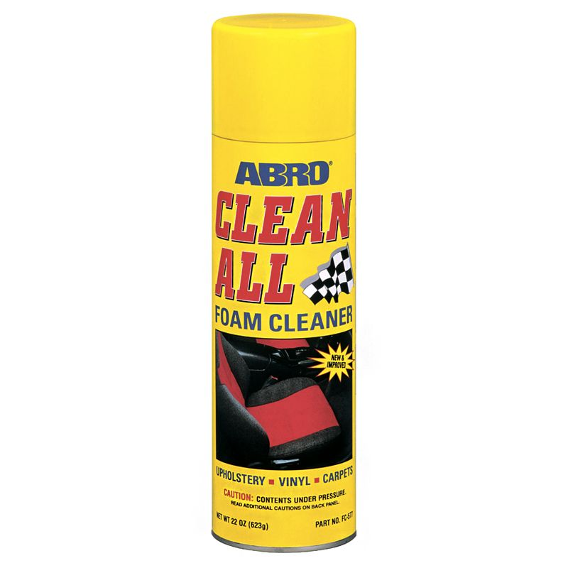 Очиститель обивки салона Abro универсальный спрей 623 мл FC-577