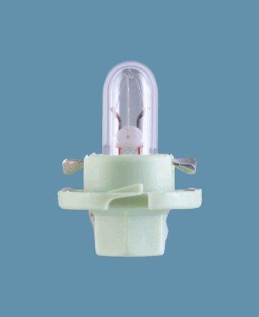 Лампа 12 В 1,2 Вт приборная 10 шт. Osram 2473MFX6