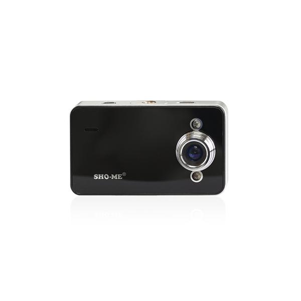 "Видеорегистратор Sho-me HD29-LCD экран 2,7"" 1920 х 1080 угол обзора 120"" G-сенсор SMD подсветка"