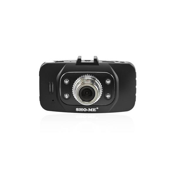 "Видеорегистратор Sho-me HD-8000SX экран 2,7"" 1920 х 1080 угол обзора 140"" G-сенсор цифровой зум"