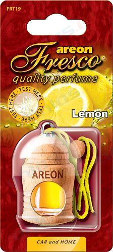 Ароматизатор на зеркало Areon fresco бутылочка лимон 704-051-319