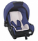 Автокресло детское 0-13 кг First Smart Travel (1 мес-18 мес) blue Распродажа