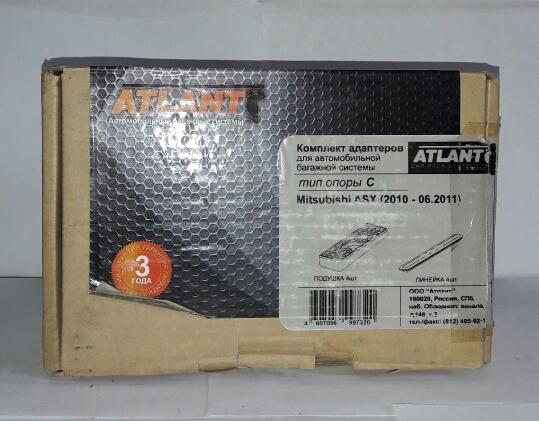 Адаптер багажника Atlant Mitsubishi ASX /Mazda 323F 1994-1998 8732