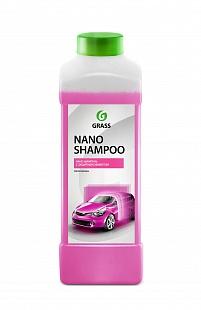 Автошампунь Grass Nano Shampoo 1 л 136101
