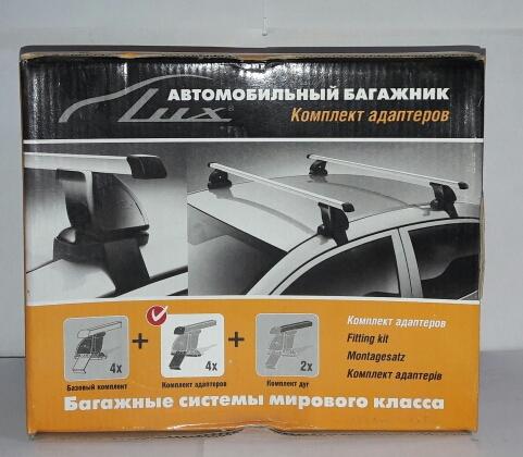 Адаптер багажника Lux Audi Q5 2008i