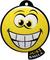 Ароматизатор на зеркало Autostandart Just Smile Тропический рай 105014