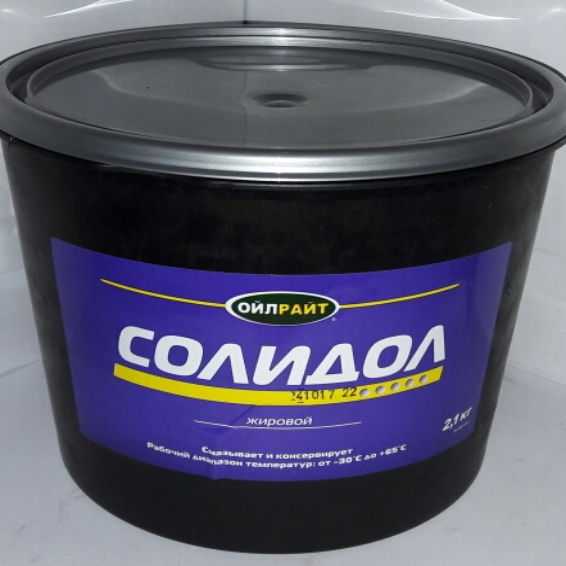 Жидкость амортизаторная АЖ-12Т Oil Right Пушкино 1л
