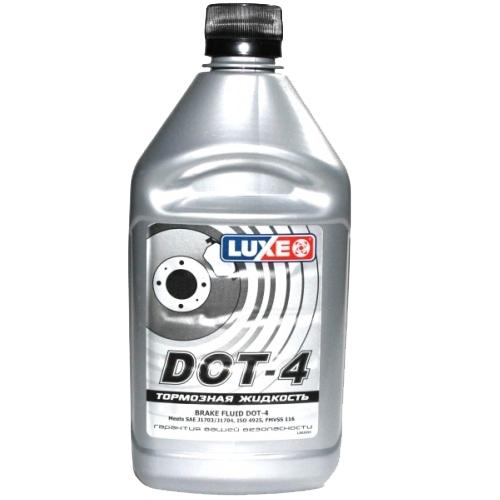 Жидкость тормозная Luxe Dot-4 455 г Luxe