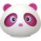 Ароматизатор на панель Autostandart Panda персик 105410