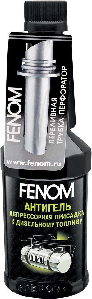 Антигель Fenom для дизтоплива 300 мл FN697N