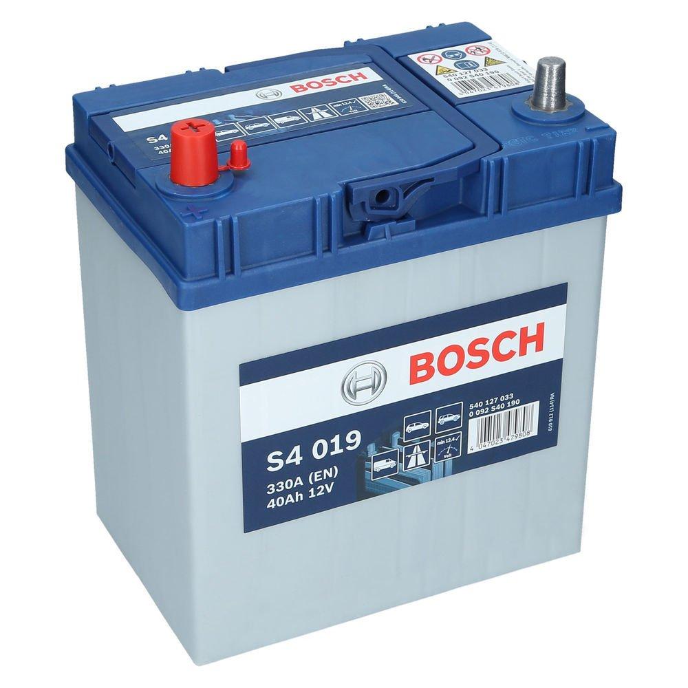 Аккумулятор BOSCH Asia 40 А/ч п.п яп. ток 330 187х127х227