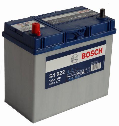 Аккумулятор Bosch Asia 45 А/ч п.п яп. ток 330 238 х 129 х 227