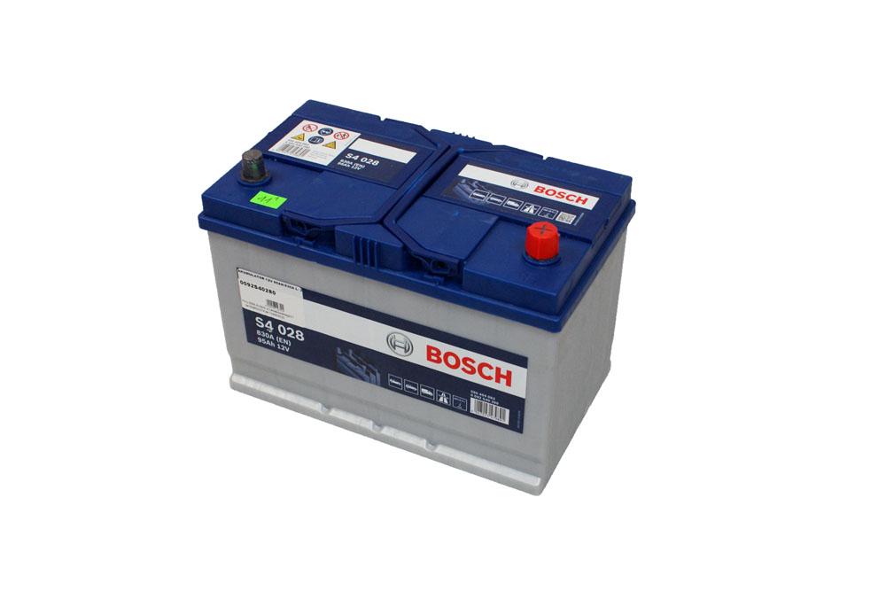 Аккумулятор Bosch Asia 95 А/ч о.п ток 830 306 х 173 х 225