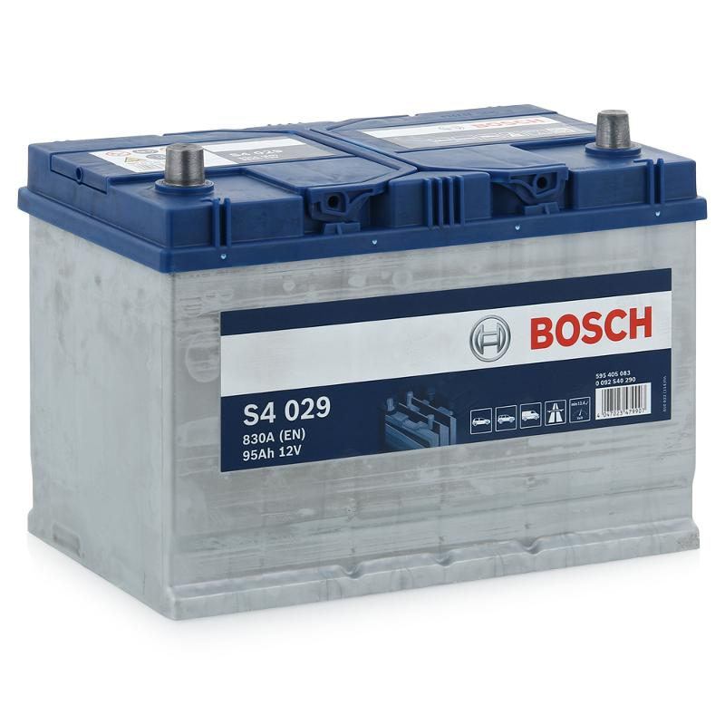 Аккумулятор Bosch Asia 95 А/ч п.п ток 830 306 х 173 х 225