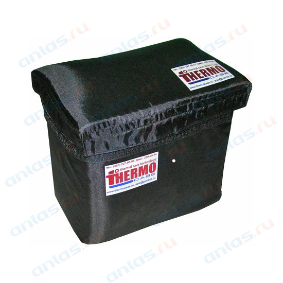 Термокейс для аккумулятора 185 х 125 х 200 Азия 35 А-40 А ТК-А1