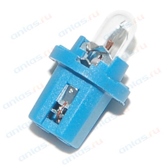 Лампа 12 В 1,2 Вт приборная Audi MB 10 шт. Osram 2721MFX