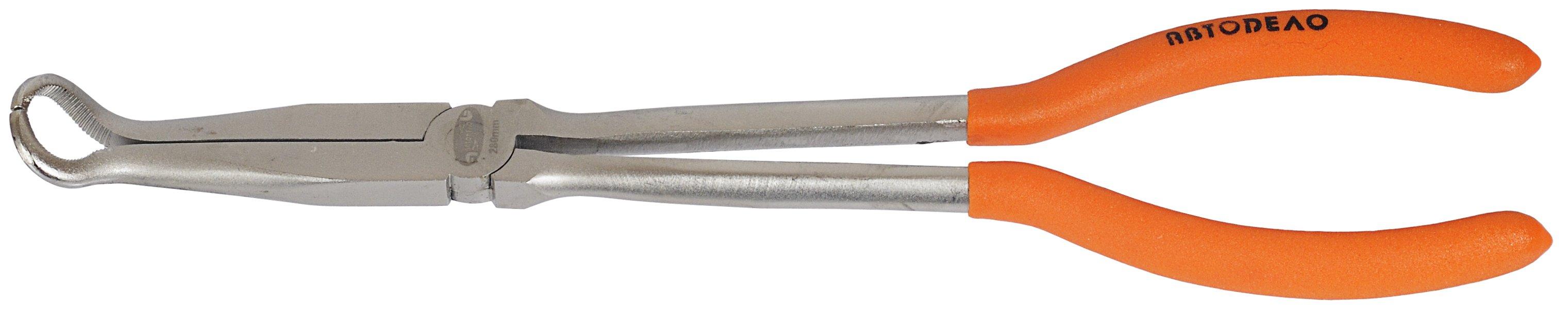 АД Пассатижи удлиненные изогнутые для колпачков свечей зажигания 280 мм 30441