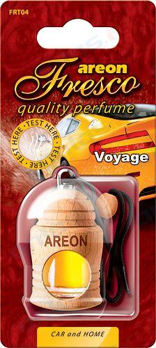 Ароматизатор на зеркало Areon fresco бутылочка вояж 704-051-304
