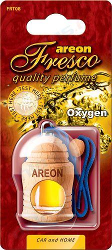 Ароматизатор на зеркало Areon fresco бутылочка oxygen 704-051-308
