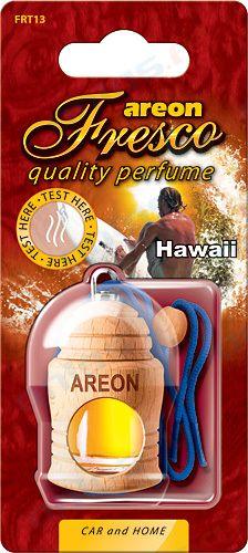 Ароматизатор на зеркало Areon fresco бутылочка Гавайи 704-051-313