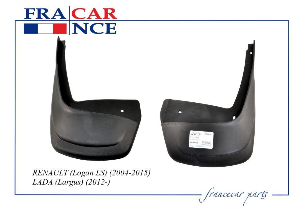 Брызговики Renault Logan задние 2 шт.