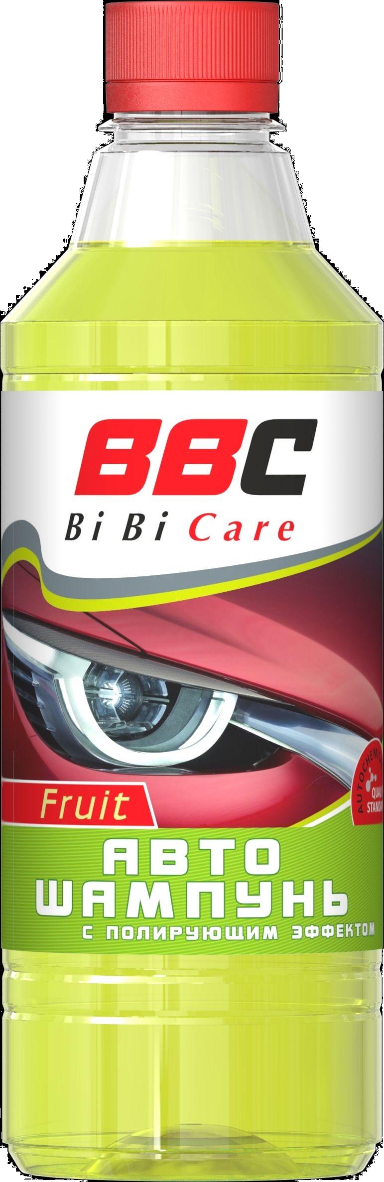 Автошампунь Lavr BiBiCare 550 мл Ln4113