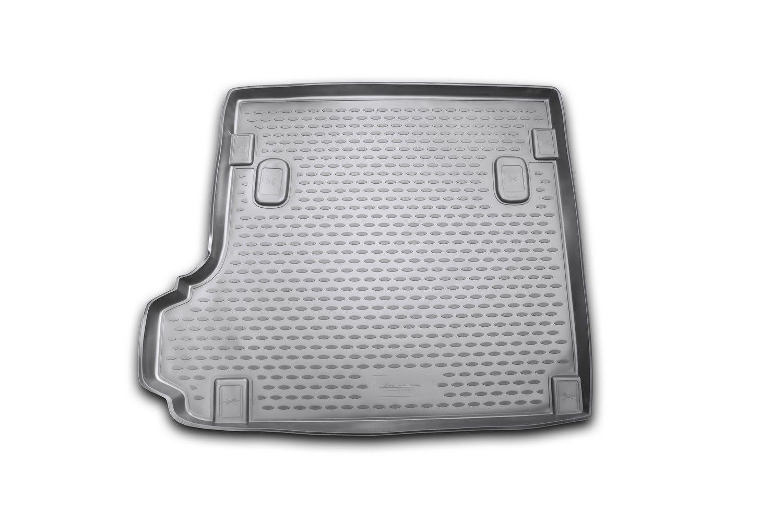 Коврик багажника BMW X3 2008->полиуретан Novline NLC.05.16.B12