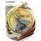 Ароматизатор на зеркало 3D Autostandart самолет Миг-29 серебро ваниль 105711