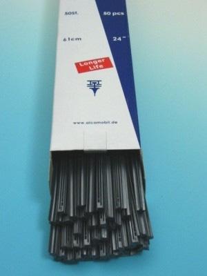 Резинка щетки стеклоочистителя 710 мм эксклюзив Alca 127 000